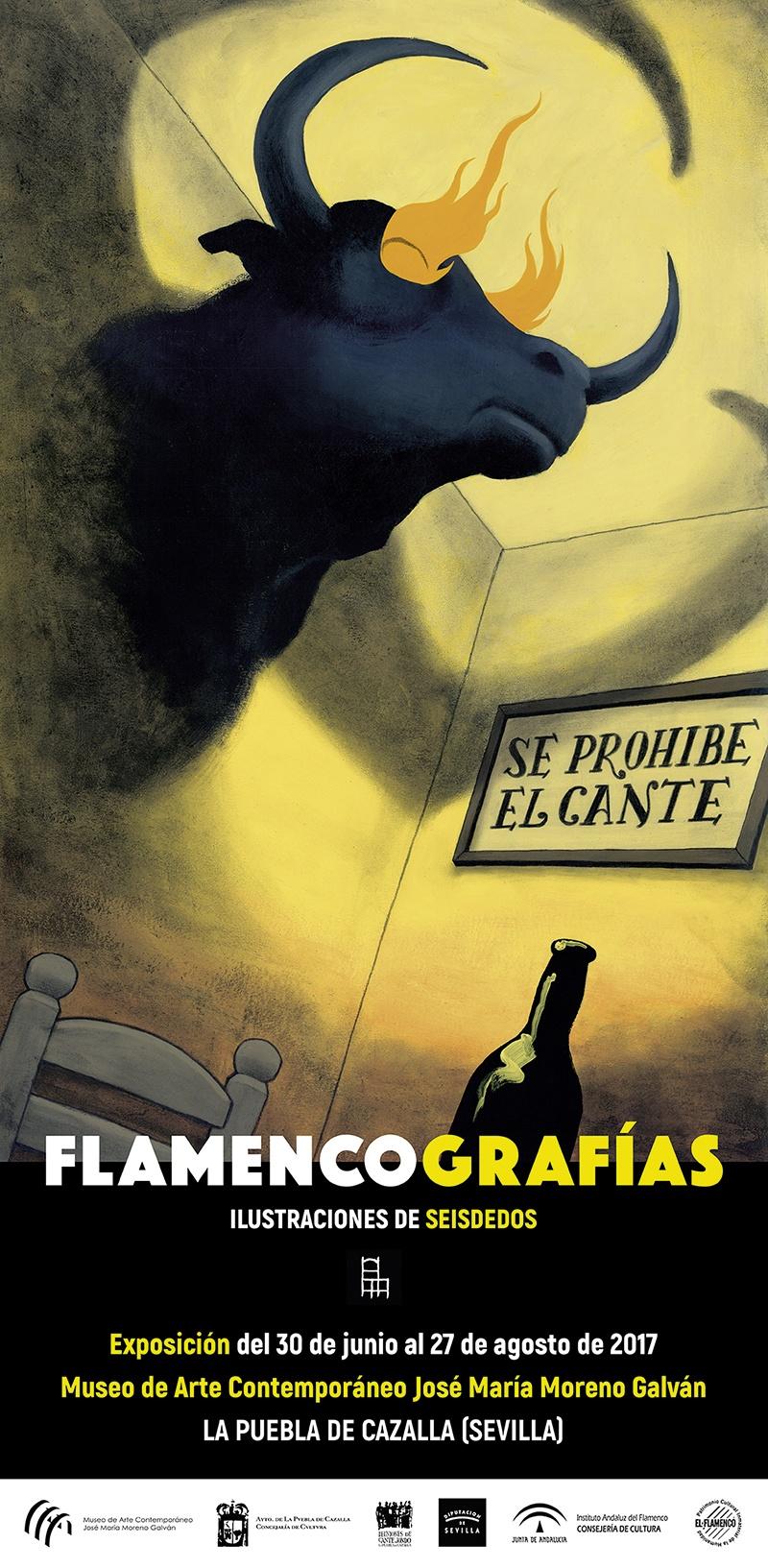 se prohíbe el cante flamencografías