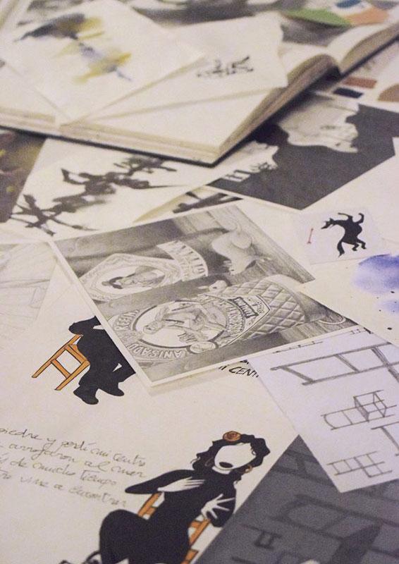 seisdedos-ilustrador-exposiciones-flamencografias-dibujos.pg